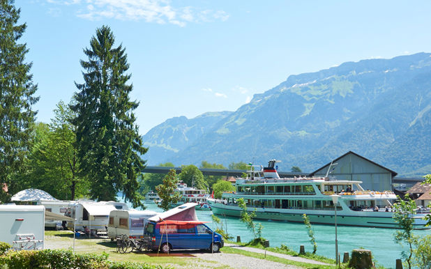 TCS Camping Interlaken ***